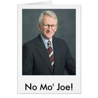 riley_joe, No Mo' Joe! Card