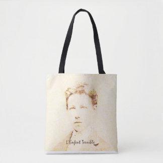 Rimbaud in 16 tote bag