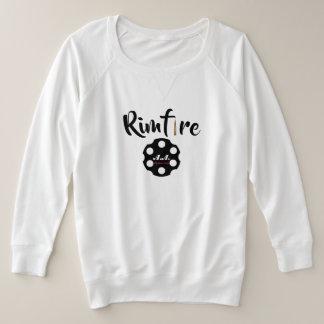 Rimfire Plus Size Sweatshirt
