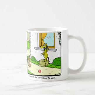 Rin Tin Tin Coffee Mug