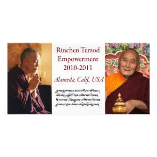 Rinchen Terzod Empowerment Card