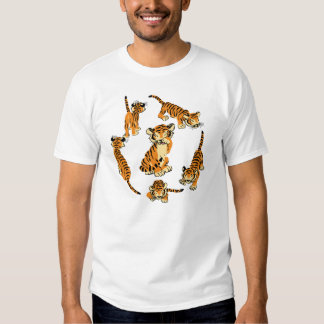 RING A RING OF TIGERS TEE SHIRTS