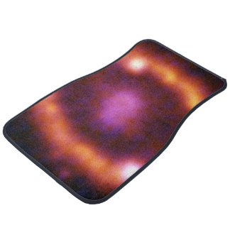 Ring Around Supernova 1987A Car Mat