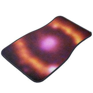 Ring Around Supernova 1987A (SN1987A) Floor Mat