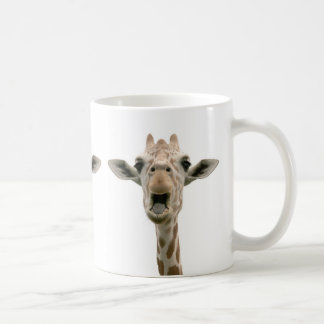Ring arouund the giraffe coffee mug