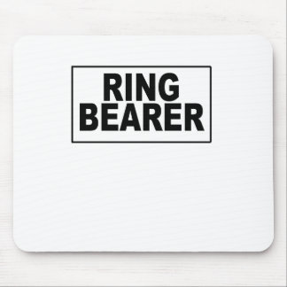 Ring Bearer Box png Mouse Pads