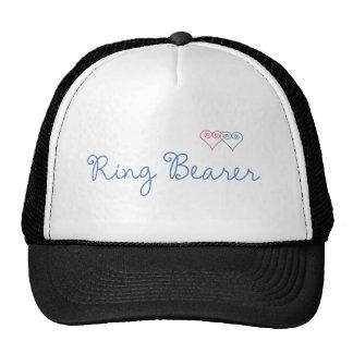 Ring Bearer Cap