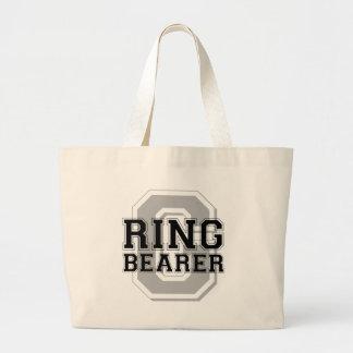 Ring Bearer Groom Cheer Bag
