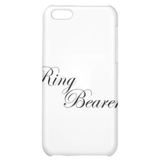 Ring Bearer Case For iPhone 5C