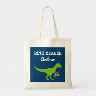 Ring bearer tote bag wedding party favor for kids