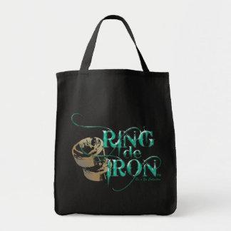 """Ring de Iron"" tote"