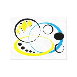 """Ring Design"" Canvas Print"