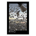 """""""Ring"""" Handbell Poster"""