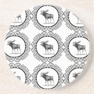 ring herd of moose coaster