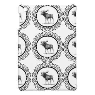 ring herd of moose cover for the iPad mini