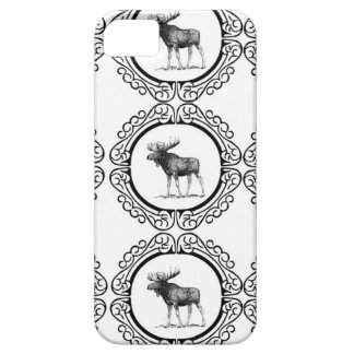 ring herd of moose iPhone 5 cover
