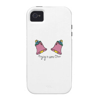 Ring In Cheer iPhone 4/4S Cover