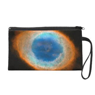 Ring Nebula Wristlet Purses