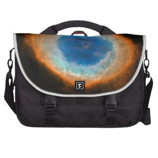 Ring Nebula Laptop Commuter Bag