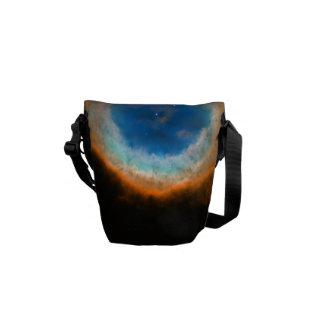 Ring Nebula Commuter Bags