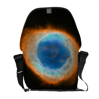 Ring Nebula Courier Bags