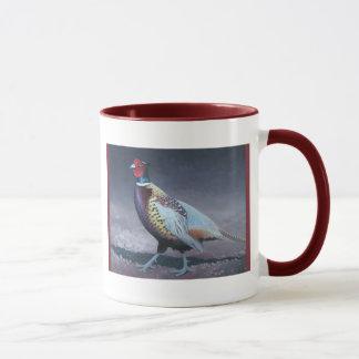 Ring Neck Pheasant Mug