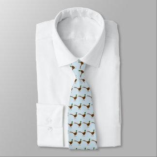 Ring-Neck Pheasants Tie
