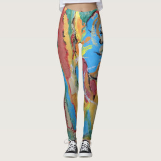 Ring of Fire Leggings