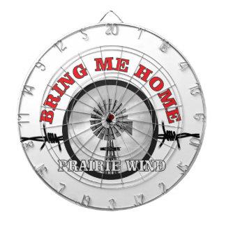 ring of prairie wind dartboard