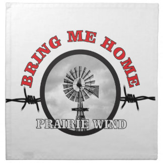 ring of prairie wind napkin