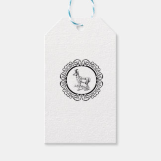 ring of pronghorn gift tags
