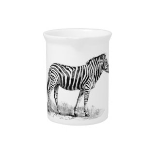ring of the zebra pitcher