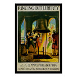 Ring Out Liberty Print