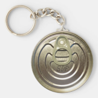 Ring Pull Initials Key Ring