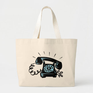 Ring Ring Canvas Bags