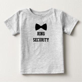 Ring Security Ring Bearer Tee. Cute T-shirt