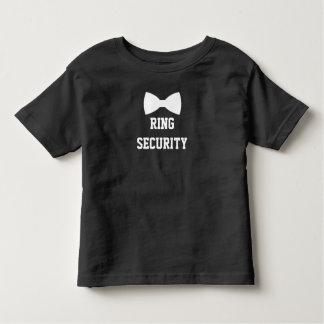 Ring Security Ring Bearer Toddler T-Shirt