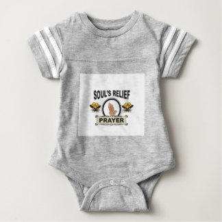 ring soul relief baby bodysuit