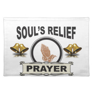 ring soul relief placemat