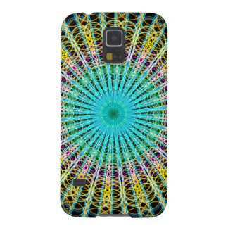 Ring Structures Mandala Case For Galaxy S5