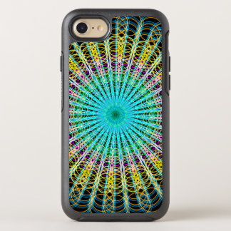 Ring Structures Mandala OtterBox Symmetry iPhone 8/7 Case