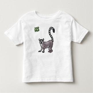 Ring Tailed Lemur Toddler T-Shirt