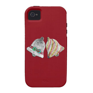 RING those Christmas Bells... iPhone 4/4S Covers