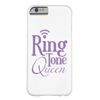 Ring Tone Queen Barely There iPhone 6 Case