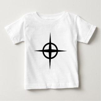 Ringed Star Baby T-Shirt