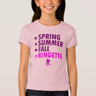 RINGETTE SEASON T-Shirt