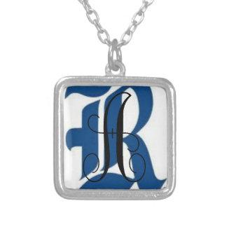 Ringgold , Initial A Pendant