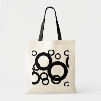 Ringing Retro Budget Tote Bag