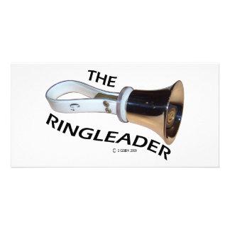 Ringleader Photo Greeting Card