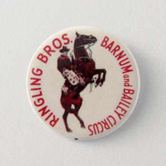 Ringling Bros., Barnum and Bailey Circus Button
